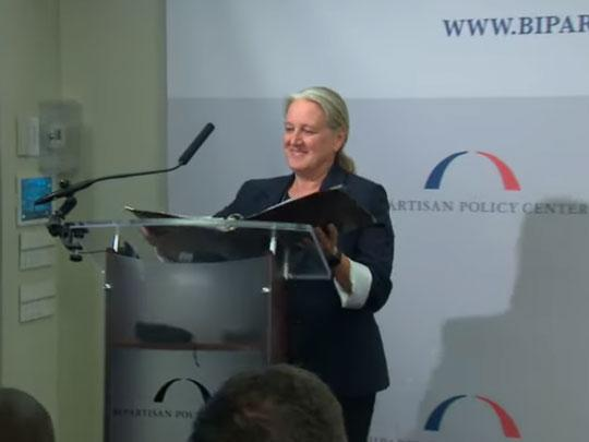 HHS's Dr. Beckham Provides Ending the HIV Epidemic Briefing at the Bipartisan Policy Center (Sept. 24, 2019)