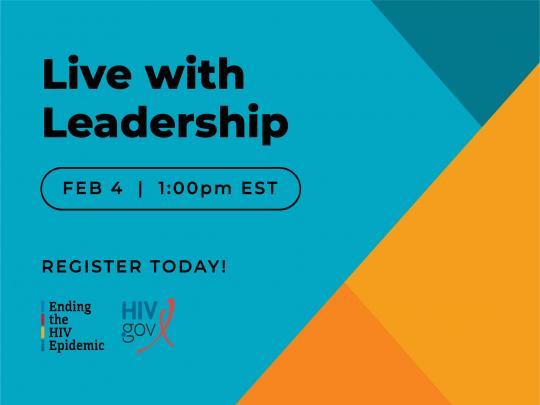 Live with Leadership