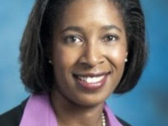 Headshot of Dr. Cara James, Director of the Office of Minority Health at the Centers for Medicare and Medicaid Services