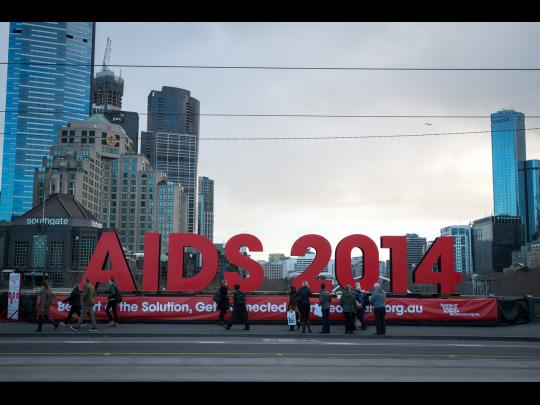 20th International AIDS Conference (AIDS 2014), Melbourne, Australia.