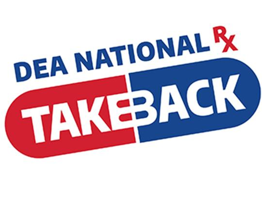 DEA National Rx Take Back Logo