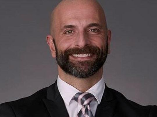 Photo of Dr. Demetre Daskalakis