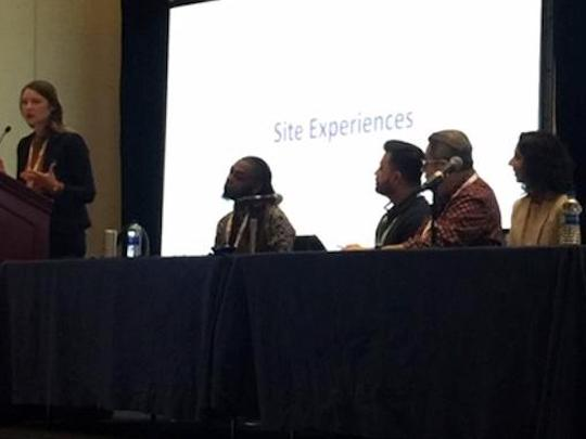 Speakers at the E21 Panel
