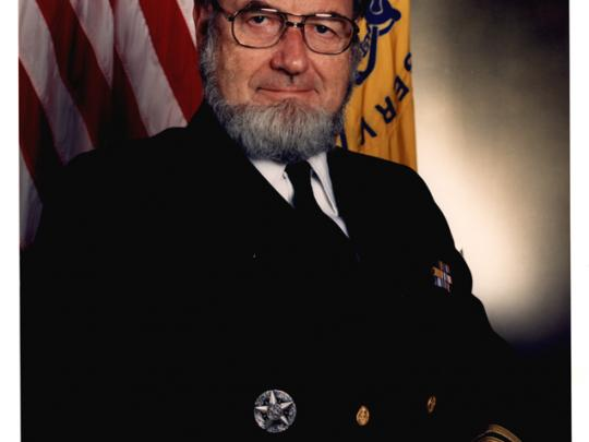 Former U.S. Surgeon General C. Everett Koop