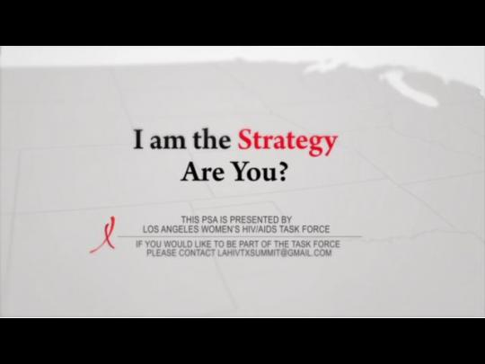 I am the Strategy. Are You?