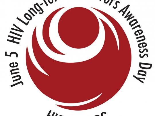 HIV Long-Term Survivors Awareness Day Logo