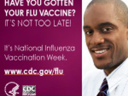 Have you gotten your flu vaccine? It