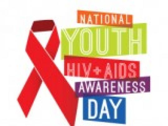 National Youth HIV/AIDS Awareness Day Logo