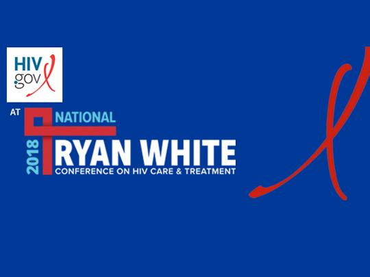 2018 Ryan White Logo with HIV.gov logo