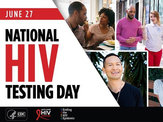National HIV Testing Day