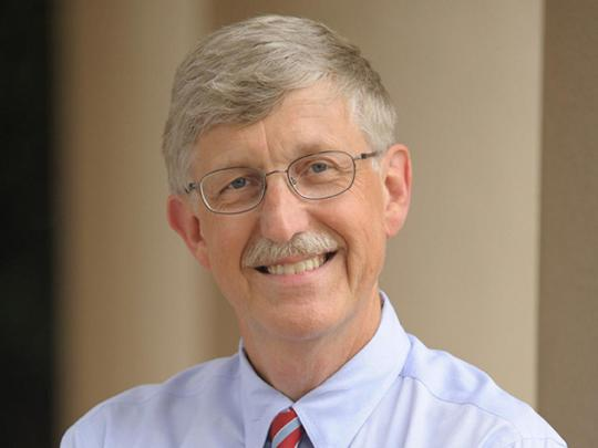 Photo of Francis Collins