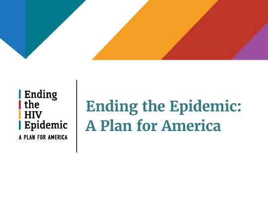 Ending the HIV Epidemic: A Plan for America