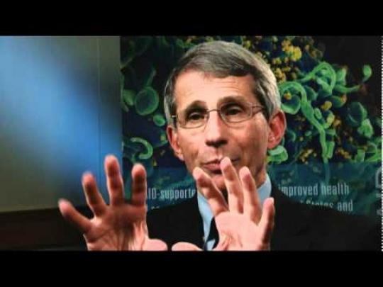 Dr. Fauci on 30 Years of AIDS