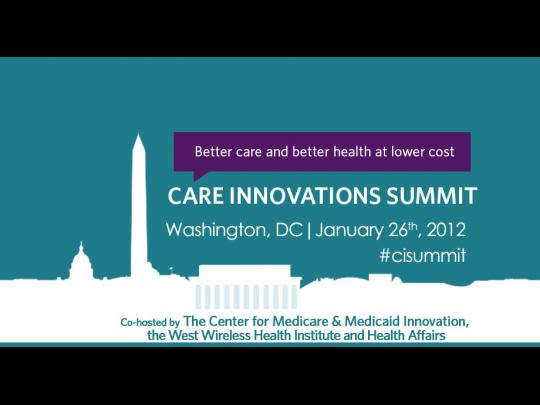 Care Innovations Summit