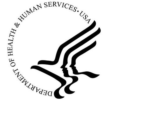 Logo for Health and Human Services