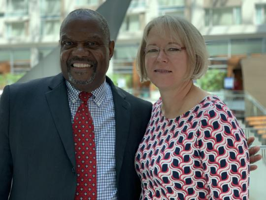 Conversation from USCA: CDC's Eugene McCray and HRSA's Laura Cheever on Ending the HIV Epidemic