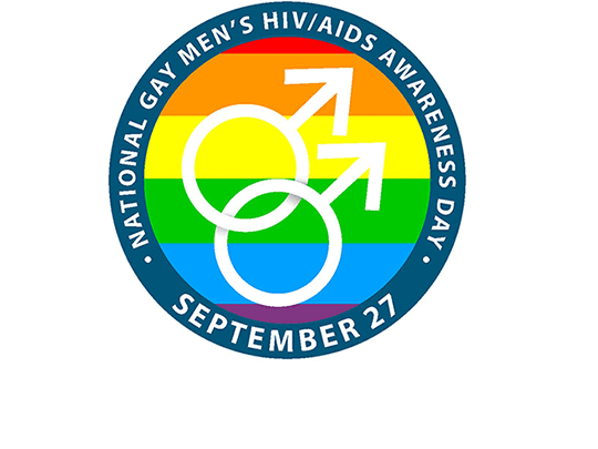 Logo for National Gay Men