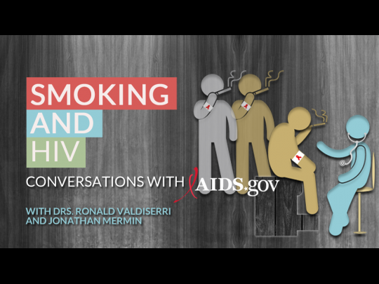 Smoking and HIV
