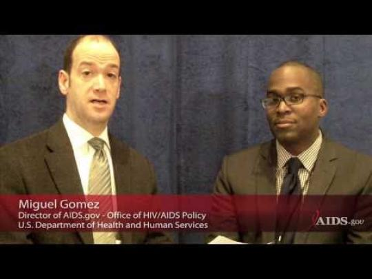 YouTube Thumbnail: A Conversation on HIV Prevention for Men who have Sex with Men at CROI 2011