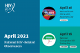 April 2021 National HIV-Related Health Observances