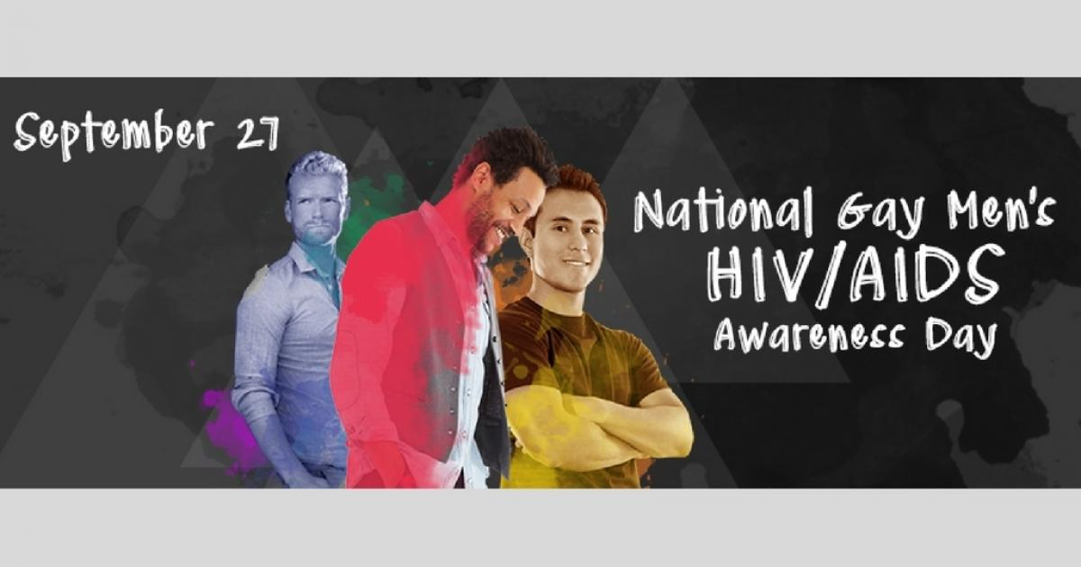 Speaking Out, Sharing Our Stories: National Gay Men's HIV/AIDS Awareness  Day | HIV.gov