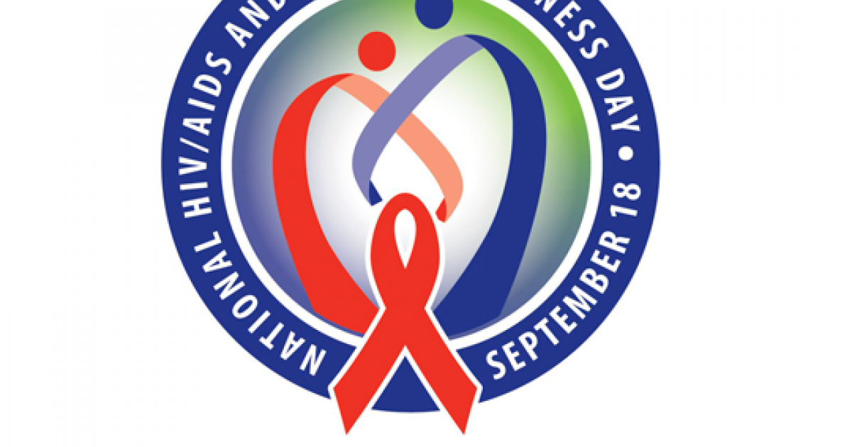 Three And Three For National Hivaids And Aging Awareness Day 2018