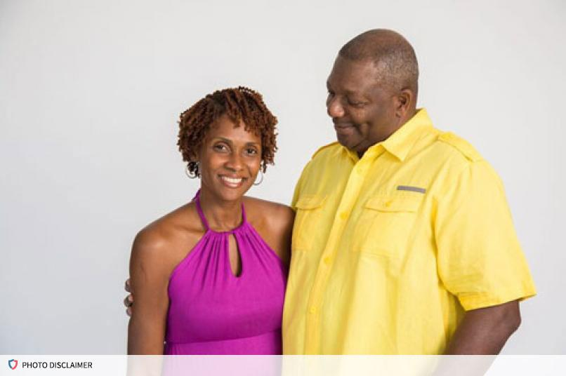 SMAIF Gallery: Image Eight - Man and Woman Portrait