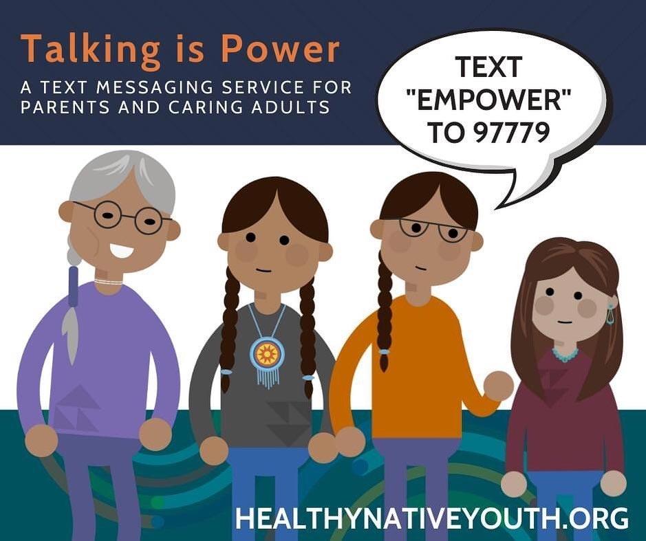 Talking is Power
