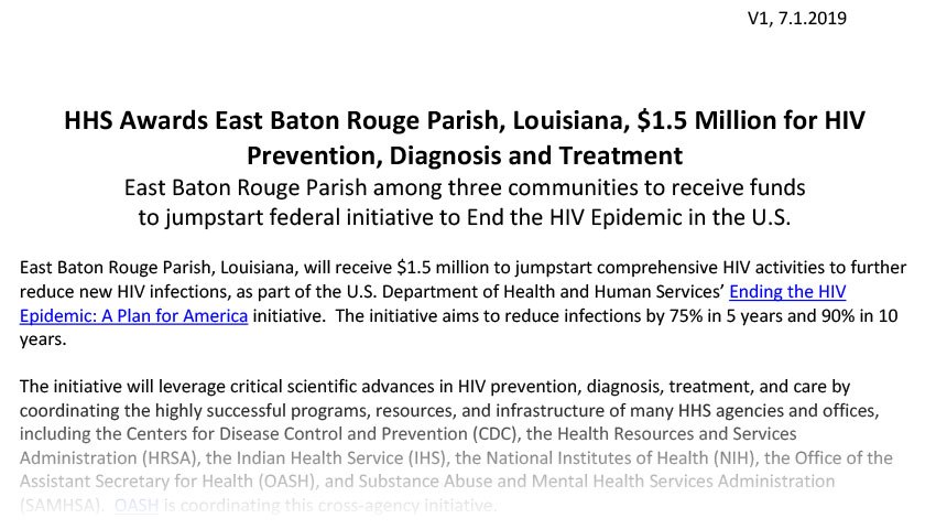 Baton Rouge, LA (PDF, 108 KB)