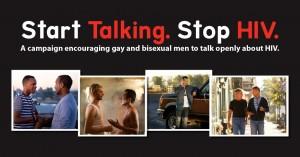 start talking. stop hiv.