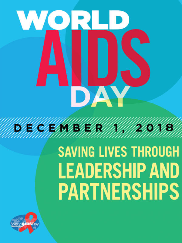 World AIDS Day. December 1, 2018