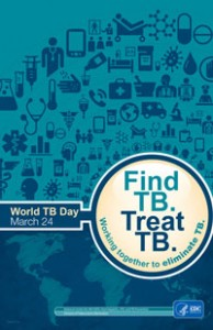 world tb day poster
